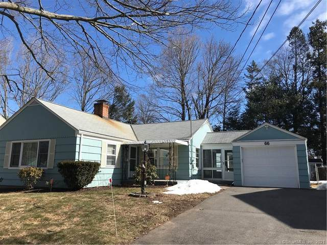 66 Mountain Road, West Hartford, CT 06108 (MLS #170377983) :: Hergenrother Realty Group Connecticut