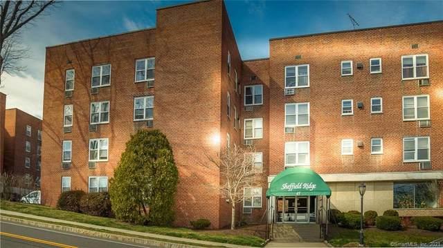 45 Maple Street 2G, Norwalk, CT 06850 (MLS #170377991) :: Around Town Real Estate Team