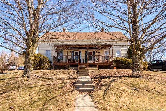 44 S Chestnut Street, Plainfield, CT 06374 (MLS #170378020) :: Spectrum Real Estate Consultants