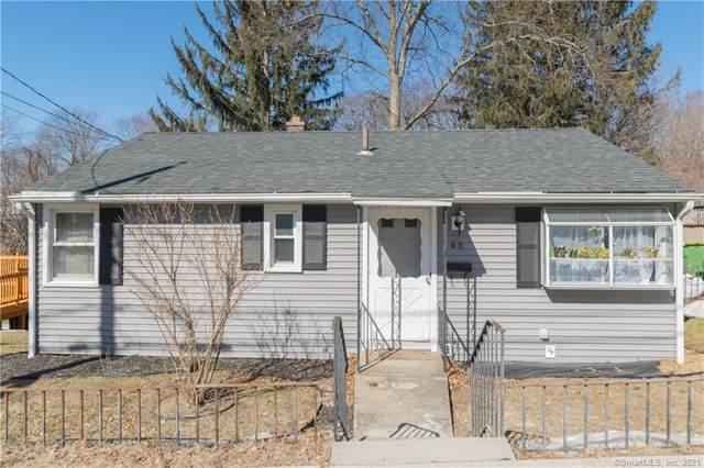 45 Brookview Avenue, Waterbury, CT 06706 (MLS #170378069) :: Spectrum Real Estate Consultants