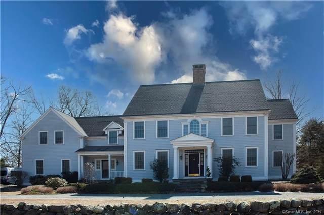 18 Barnes Road, Stonington, CT 06378 (MLS #170378078) :: Around Town Real Estate Team
