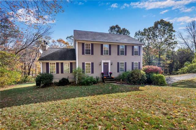 11 Jo Mar Drive, Newtown, CT 06482 (MLS #170378097) :: Around Town Real Estate Team