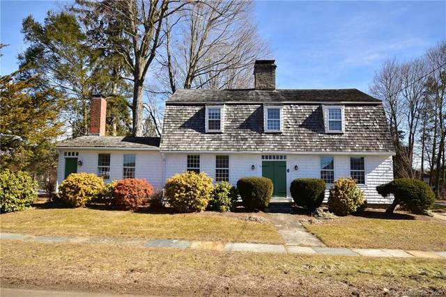 34 Tolland Green, Tolland, CT 06084 (MLS #170378125) :: Around Town Real Estate Team