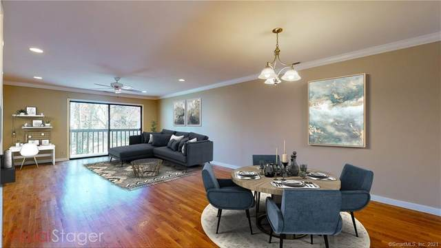 16 Bouton Street E #23, Stamford, CT 06907 (MLS #170378138) :: Around Town Real Estate Team