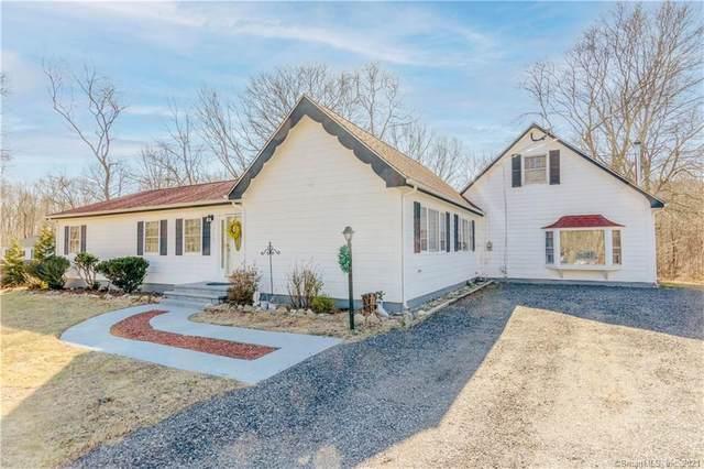 715 Long Cove Road, Ledyard, CT 06335 (MLS #170378168) :: Forever Homes Real Estate, LLC