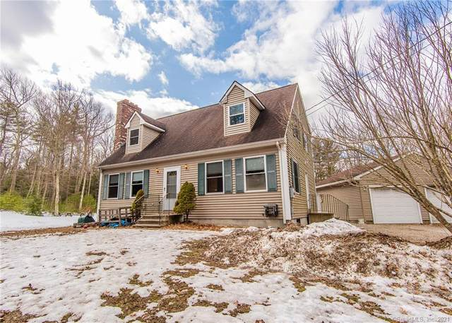 470 Fabyan Road, Thompson, CT 06255 (MLS #170378201) :: The Higgins Group - The CT Home Finder