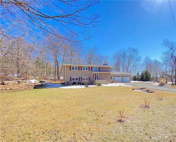 65 Birch Hill Road, Newtown, CT 06470 (MLS #170378230) :: Forever Homes Real Estate, LLC