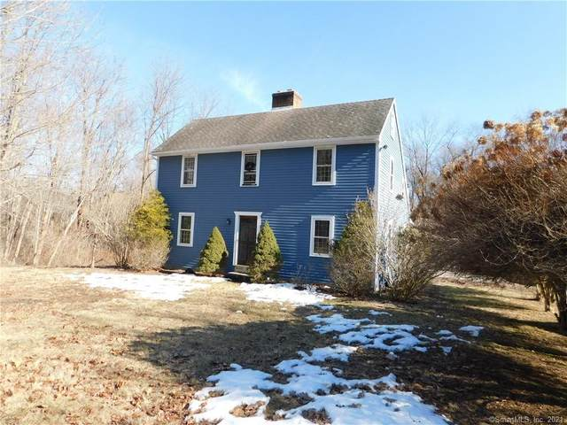 78 Kinney Road, Hebron, CT 06231 (MLS #170378277) :: Around Town Real Estate Team