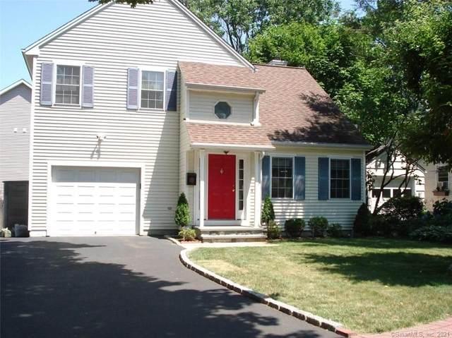 71 Walter Avenue, Norwalk, CT 06851 (MLS #170378310) :: Around Town Real Estate Team