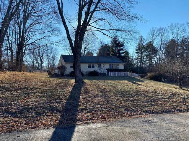 17 Olsen Drive, Mansfield, CT 06250 (MLS #170378344) :: Around Town Real Estate Team