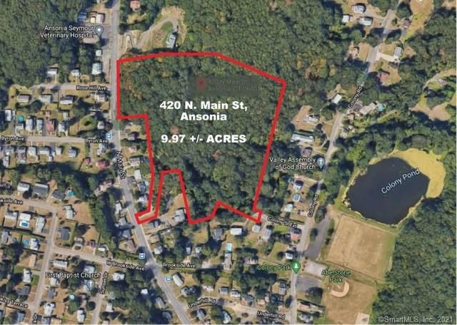 420 N Main Street, Ansonia, CT 06401 (MLS #170378415) :: Around Town Real Estate Team