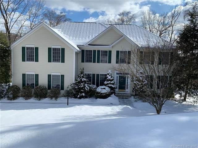 105 Lake Ridge Road, Southbury, CT 06488 (MLS #170378420) :: Around Town Real Estate Team
