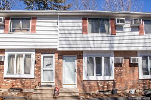 63 Webb Street #9, Meriden, CT 06451 (MLS #170378483) :: Forever Homes Real Estate, LLC