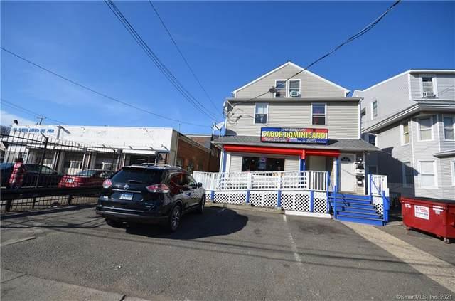 1174-1176 Fairfield Avenue, Bridgeport, CT 06605 (MLS #170378493) :: Around Town Real Estate Team