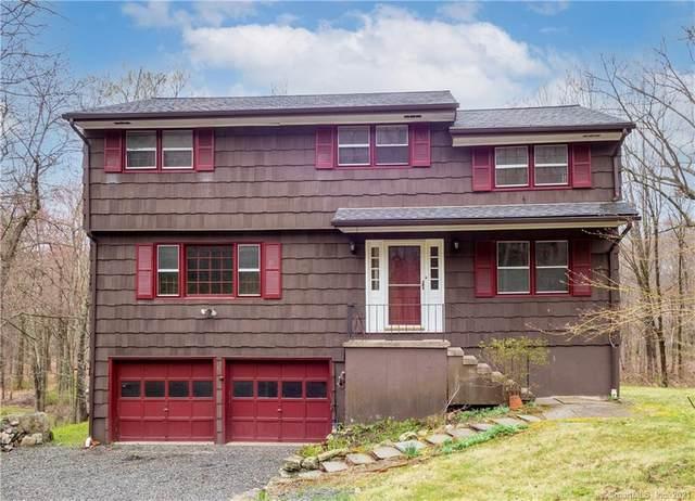 131 Ridgebury Road, Ridgefield, CT 06877 (MLS #170378502) :: Forever Homes Real Estate, LLC