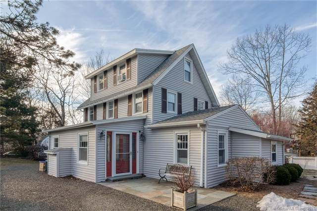 20 Hill Street, Branford, CT 06405 (MLS #170378540) :: Next Level Group