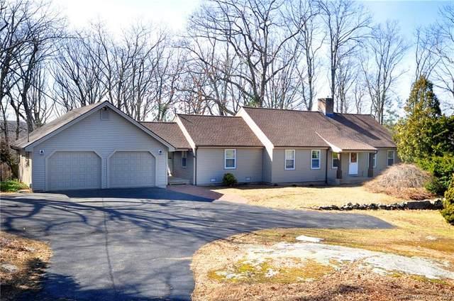 123 Silkey Road, Granby, CT 06060 (MLS #170378567) :: Forever Homes Real Estate, LLC