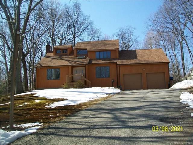 244 Leavenworth Road, Shelton, CT 06484 (MLS #170378621) :: Spectrum Real Estate Consultants