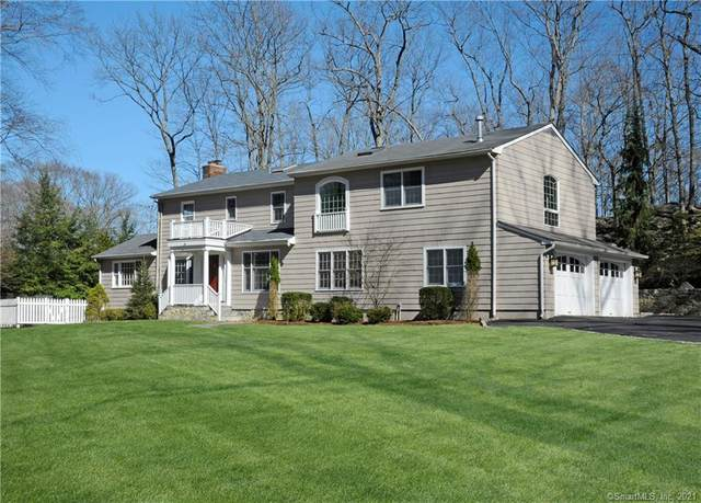 23 Frontier Road, Greenwich, CT 06807 (MLS #170378639) :: Forever Homes Real Estate, LLC