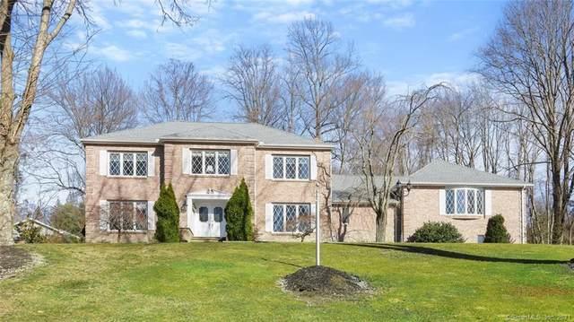 64 Deer Run Drive, Trumbull, CT 06611 (MLS #170378643) :: Forever Homes Real Estate, LLC