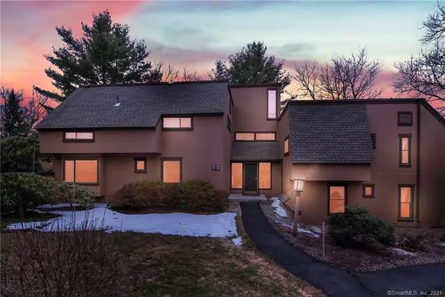 71 Mallard Drive #71, Farmington, CT 06032 (MLS #170378669) :: Spectrum Real Estate Consultants