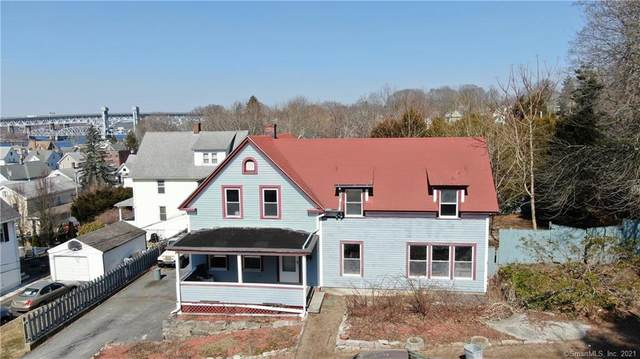 34 Fort Street, Groton, CT 06340 (MLS #170378711) :: The Higgins Group - The CT Home Finder