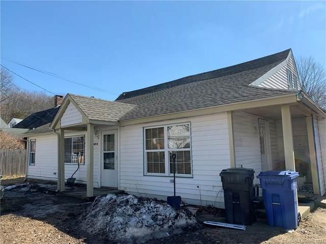 247 Ballouville Road, Killingly, CT 06239 (MLS #170378733) :: Chris O. Buswell, dba Options Real Estate