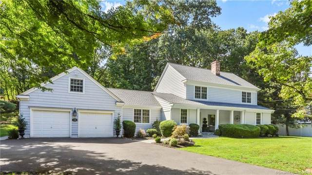 1341 Bronson Road, Fairfield, CT 06824 (MLS #170378799) :: Forever Homes Real Estate, LLC