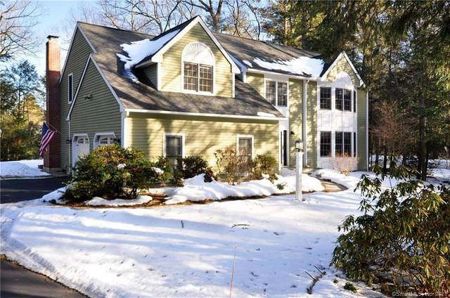 2 Tallwood Lane, Simsbury, CT 06089 (MLS #170378808) :: The Higgins Group - The CT Home Finder