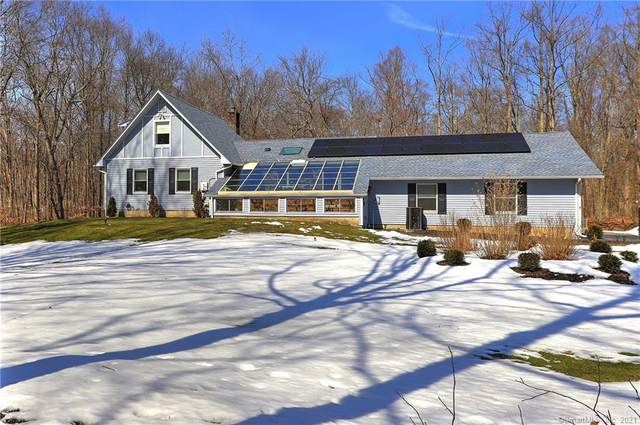 41 Mon Tar Drive, Monroe, CT 06468 (MLS #170378812) :: The Higgins Group - The CT Home Finder