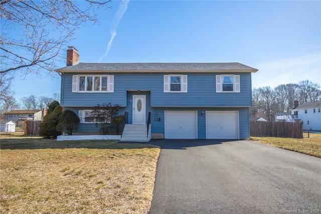 32 Depauw Circle, East Hartford, CT 06108 (MLS #170378861) :: Forever Homes Real Estate, LLC