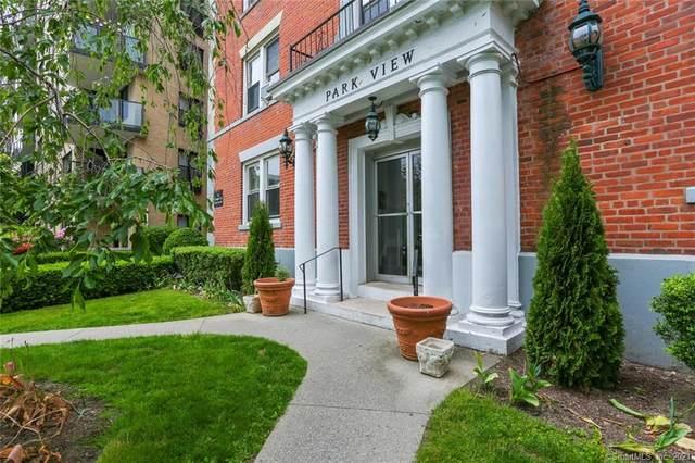 53 Prospect Street #106, Stamford, CT 06901 (MLS #170378908) :: Kendall Group Real Estate | Keller Williams