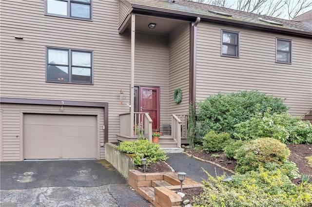 5 Boulder Ridge Road #5, Monroe, CT 06468 (MLS #170378915) :: Around Town Real Estate Team