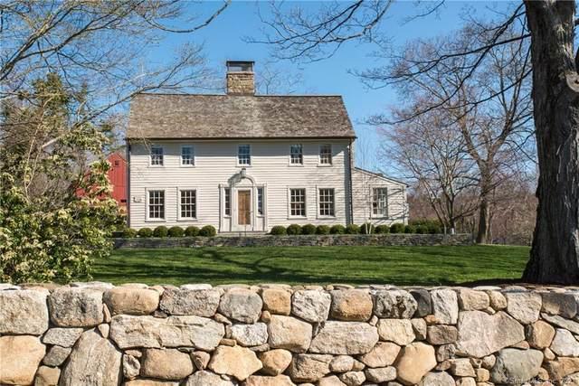 190 Hurlbutt Street, Wilton, CT 06897 (MLS #170378978) :: Tim Dent Real Estate Group