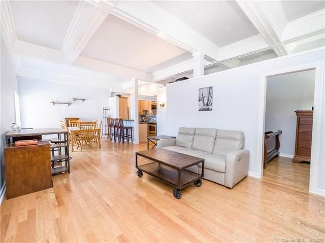 126 Washington Street #203, Norwalk, CT 06854 (MLS #170378984) :: Spectrum Real Estate Consultants