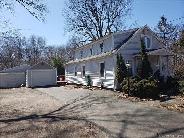 61 North Street, Wolcott, CT 06716 (MLS #170379032) :: Spectrum Real Estate Consultants