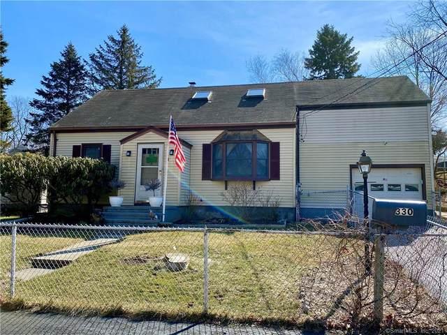330 Nutmeg Road, Bridgeport, CT 06610 (MLS #170379033) :: Spectrum Real Estate Consultants