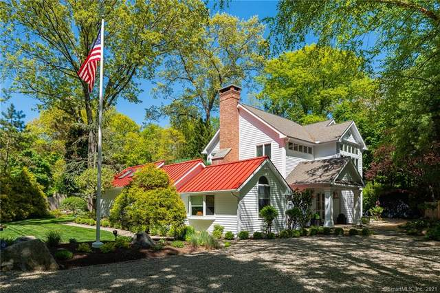 8 Waterside Terrace, Westport, CT 06880 (MLS #170379078) :: The Higgins Group - The CT Home Finder