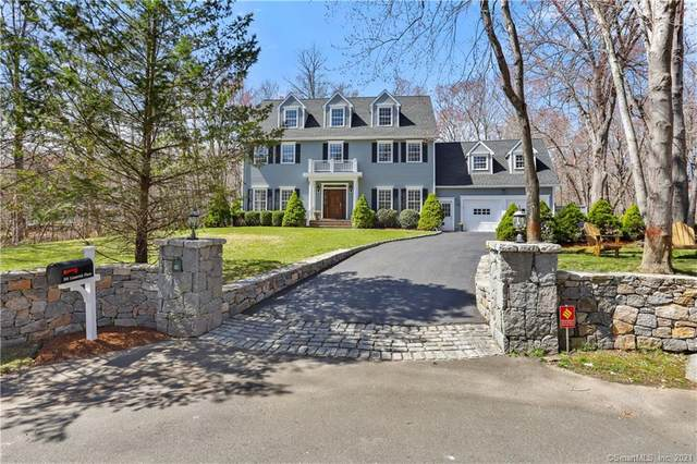 20 Limerick Place, Greenwich, CT 06807 (MLS #170379114) :: Forever Homes Real Estate, LLC