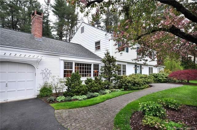 9 Whynwood Road, Simsbury, CT 06070 (MLS #170379183) :: Spectrum Real Estate Consultants