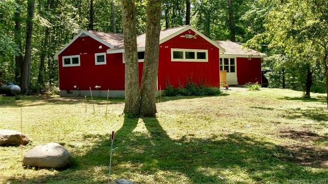 98 Woods Road, Mansfield, CT 06250 (MLS #170379192) :: Next Level Group