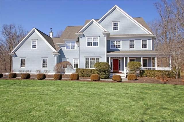 5 Butternut Ridge, Newtown, CT 06470 (MLS #170379210) :: Forever Homes Real Estate, LLC