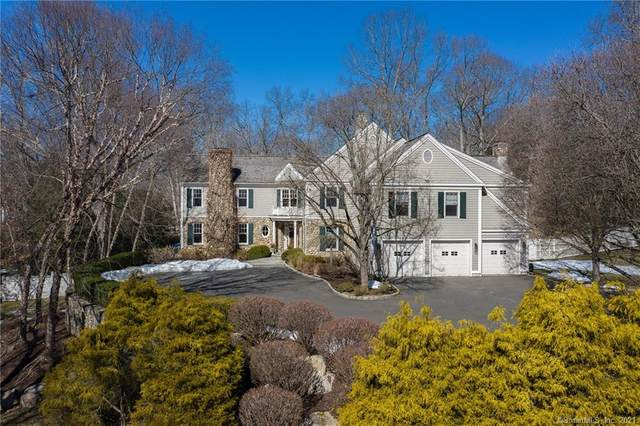 1629 Ponus Ridge, New Canaan, CT 06840 (MLS #170379212) :: Spectrum Real Estate Consultants