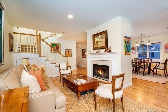 51 Forest Avenue #50, Greenwich, CT 06870 (MLS #170379232) :: Spectrum Real Estate Consultants