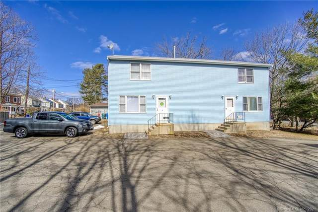 1340 Whitney Avenue, Hamden, CT 06517 (MLS #170379251) :: The Higgins Group - The CT Home Finder