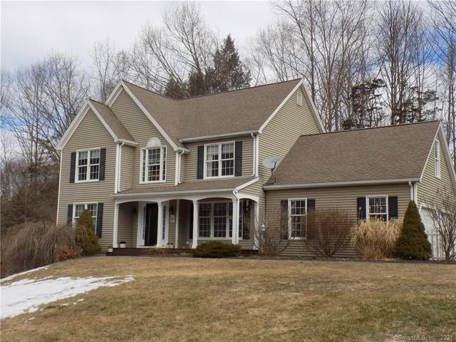 1 Colonial Ridge Drive, New Milford, CT 06755 (MLS #170379270) :: Next Level Group