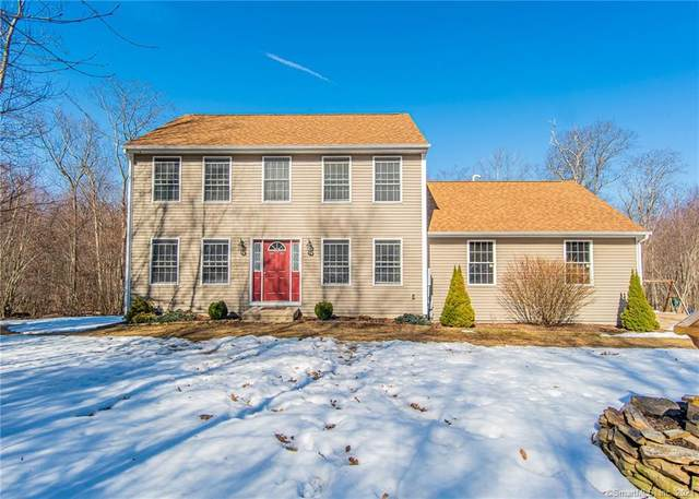 258 Bear Hill Road, Killingly, CT 06241 (MLS #170379314) :: Spectrum Real Estate Consultants
