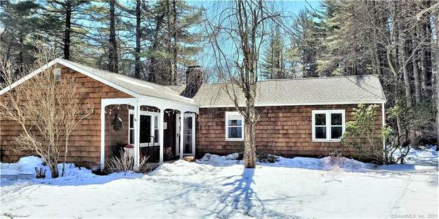 13 Pine Acres Drive, Canton, CT 06019 (MLS #170379318) :: Spectrum Real Estate Consultants