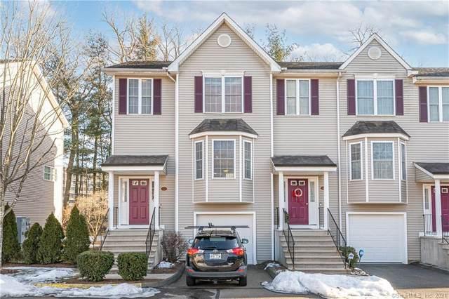 157 Leeder Hill Drive #601, Hamden, CT 06517 (MLS #170379353) :: Spectrum Real Estate Consultants