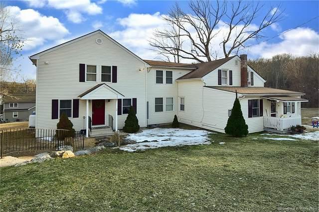 10 Cedar Street, Ellington, CT 06029 (MLS #170379470) :: Spectrum Real Estate Consultants